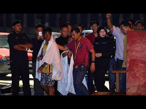 Μαλαισία: Συνεχίζονται οι έρευνες για τον εντοπισμό 6 αγνοουμένων που επέβαιναν σε καταμαράν