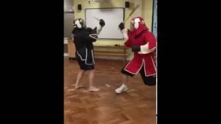 Kali Stick sparring