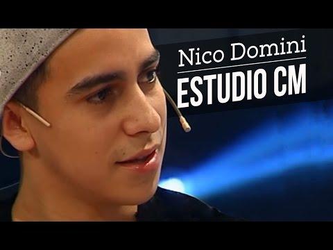 Nico Dominí video Entrevista CM - Agosto 2015