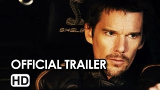 Getaway Official Trailer (2013) - Ethan Hawke and Selena Gomez Thriller HD