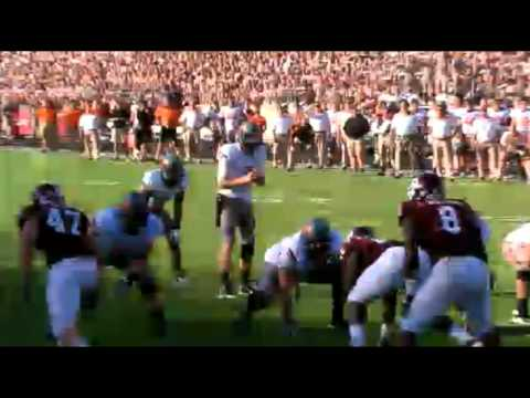 Tracy Moore touchdown catch vs Texas A&M 2011 video.