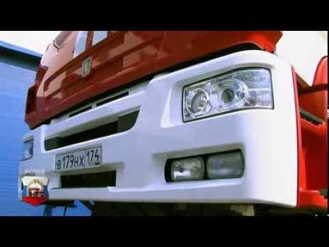 Пожарные автомобиль камаз фотка