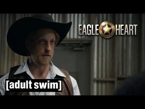 Drugs Bust   Eagleheart   Adult Swim
