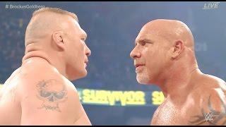 Nonton SURVIVOR SERIES Goldberg vs Brock Lesnar 20 November 2016 NEW Film Subtitle Indonesia Streaming Movie Download