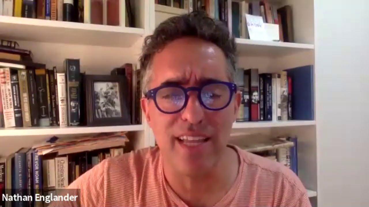 Guilt, Memory & the Beta God: Nathan Englander