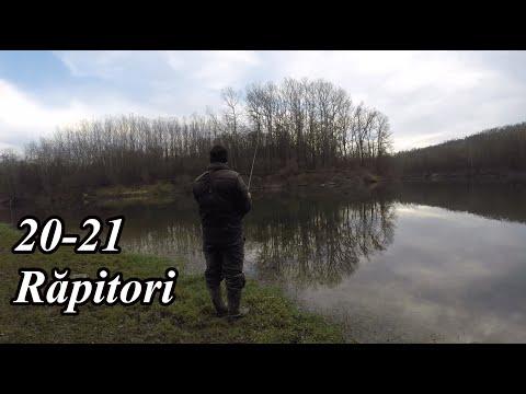 Pescuit pe Prut după Răpitori în 2021