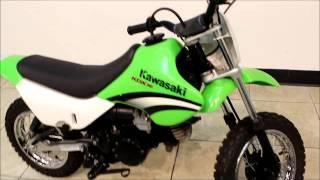 2. 2005 Kawasaki KDX50