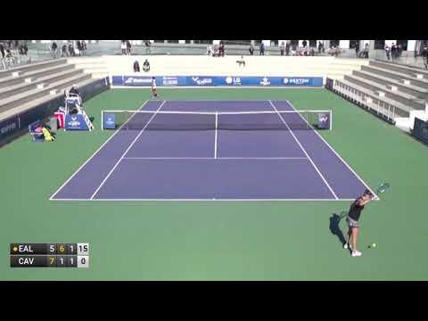 Alex Eala vs Yvonne Cavalle-Reimers | ITF SPAIN 01A 2021 Final | Final Set FULL