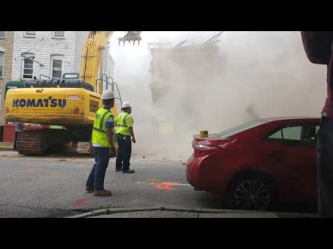 Demolition Crew Also Destroys The Building Next To The One They re Supposed To