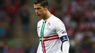 Tricks und Tempodribblings mit Cristiano Ronaldo