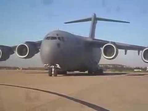 Boeing C-17 uae air force