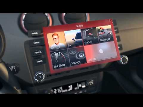 The New SEAT Ibiza - Full Link Technology