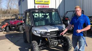 4. 2019 Can-Am Defender XT CAB