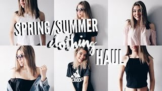 HEY LOVES! For this week's video, I will be showing you my some clothing items I've picked up for spring and summer! Let me know if you want to see a full summer clothing haul or any other haul videos and be sure to give this video a like if you CAN'T WAIT FOR SUMMER! I love you all so so much!xoxo,Bree♡Last Video♡https://www.youtube.com/watch?v=XdPbdl1oj0wOPEN THIS FOR MORE BREE ♡⋯⋯⋯⋯⋯⋯⋯⋯⋯⋯⋯⋯⋯⋯⋯⋯⋯⋯⋯⋯⋯⋯⋯⋯⋯⋯⋯⋯⋯⋯⋯♡Twitter➜ https://twitter.com/ThatsBreexo♡Instagram➜ thatsbreexo♡Vlog Channel➜https://www.youtube.com/user/heyitsbreebree♡Tumblr➜http://www.tumblr.com/blog/thatsbreexo♡Snapchat➜ Thatsbreexo♡Spotify➜https://open.spotify.com/user/thatsbreexo⤖ FAQS⤖ ➝ Nickname : Breezy or Bree➝ Camera : Canon EOS Rebel T5➝ Editor : Final Cut Pro X or IMovieCheck out Nicolai Heidlas on Soundcloud! https://soundcloud.com/nicolai-heidlas ***i don't own any of this music****