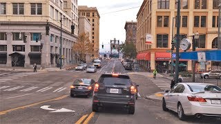 Tacoma (WA) United States  City new picture : Driving Downtown - Tacoma Washington USA