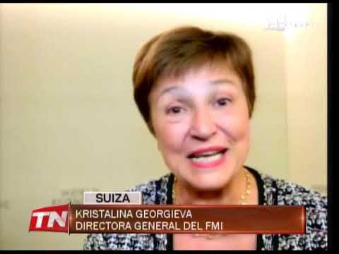Ecuador en el foro económico mundial
