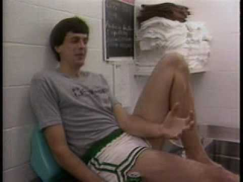 Kevin mchale - Kevin Mchale of the Boston Celtics and his unstoppable Drop Step/Up and Under Move.