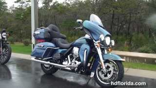 10. New 2014 Harley Davidson Electra Glide Ultra Limited Motorcycles for sale - Panama City Beach