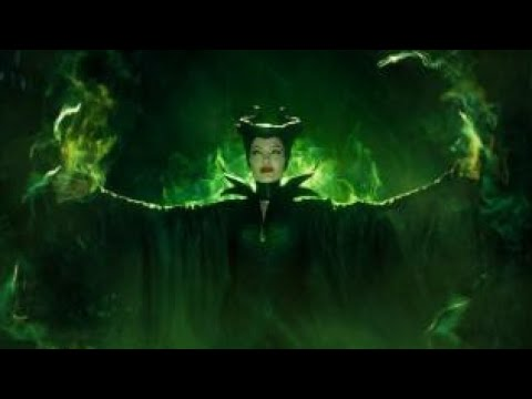 Maleficent 2014 cursed scene on kings daughter (6/10)