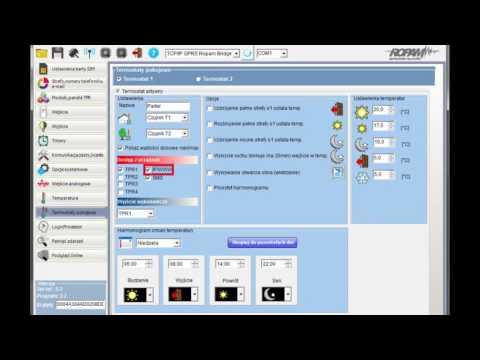 RopamOptima konfiguracja i obsługa programu
