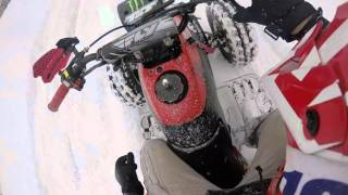 7. trx300ex vs fresh powder