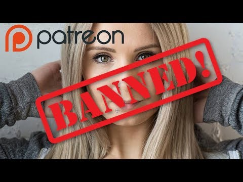PATREON BANNED MY ACCOUNT??