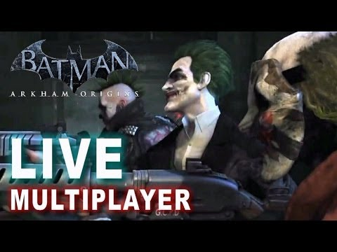 kNIGHTWING01 - This Batman Arkham Origins video covers the Online Multiplayer, playing as a the Bane & Joker Thugs! Plus Hero Gameplay with Batman. This video was recorded ...