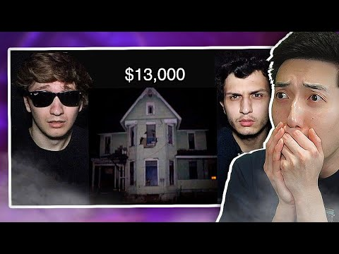 THEY BOUGHT A HOUSE OFF THE DARK WEB..