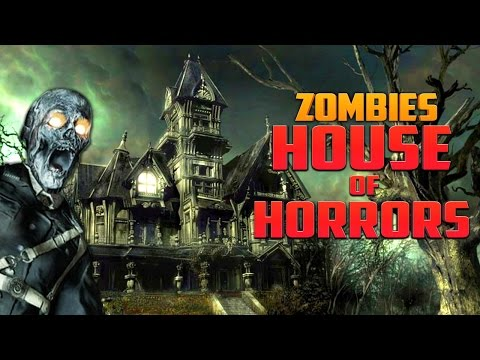 HOUSE OF HORRORS (Part 2) ★ Call of Duty Zombies (Zombie Games)