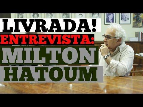 Ep. #95: Entrevista com Milton Hatoum