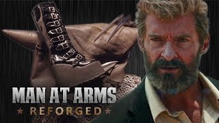 Get AWE me Gear! ►► http://brrk.co/AWEmeMerchEvery other Monday, our team of blacksmiths and craftsman build some of your favorite weapons, and some weapons that you've never seen before. This week, the guys at Baltimore Knife and Sword take on Logan X-23's Claws!Ever wanted to ask the Man At Arms team a question? Now you can! Go to AWEme's Twitter: @awemechannel and use #AskABlacksmith with your question. Matt and Kerry will be answering your questions with a video reply on AWEme's Facebook. Kerry Stagmer - Swordsmith and MachinistMatt Stagmer- Swordsmith / Master Blade GrinderIlya Alekseyev - Bladesmith / Arms MasterLauren Schott - Goldsmith and CastingJohn Mitchell – FabricatorFerenc Gregor – Master CarverBill Collison- Assistant Blade GrinderRick Janney- Hilt MakerCosplayer - Natasha VineyardSeries Creator/Executive Producer - Andy Signorehttp://twitter.com/andysignoreSeries Executive Producer - Brent Lydic Creative Director (AWEMe) - Michael RaineyEpisode Produced and Directed By: Adam Hiner & Brendan KennedySupervising Producer - Phil RogersOffice Production Coordinator – Jon Michael BurgessDirector of Photography - Paulius Kontijevas Baltimore Forge Crew:Story Producer — Dave Cross Production Coordinator – Patricia Parris Runner/PA – Halston Ericson & Ashley Gaither DIT – Christopher Mariles Set Medic – Celeste Bowe 1st AC – Jason Remeikis 2nd AC – Bethany MichalskiGaffer – Steve ScottGrip - Danny Balsamo Swing - Jason Shinsato Post Production: Edited by — Patrick Burke Colorist – Patrick BurkePost Sound – Anthony Vanchure Lead Assistant Editors – Stephen Erdmann & Matt Zimmel Head of Post Production - Michael Gallagher Post Production Supervisor – Matt Zimmel Content Manager - James Harrold