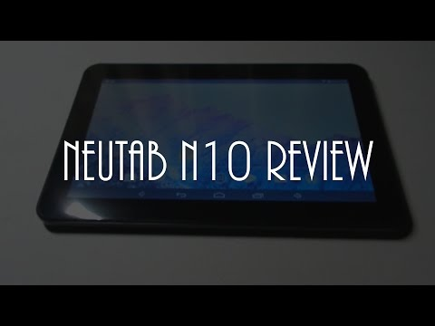 Neutab N10 Review! | Neutab's Best Tablet?