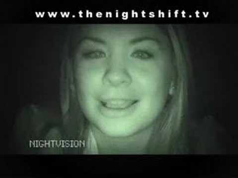 video:Night Shift TV eats blind at Opaque