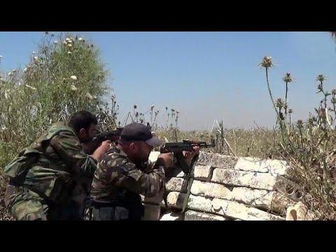 Στην Χαν Σεϊχούν oi δυνάμεις του Άσαντ