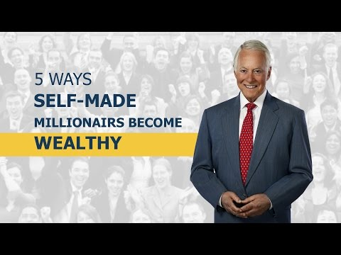 Self Made - Click here http://www.briantracy.com/wealthreport to receive my FREE REPORT: The Way to Wealth! Did you know that your attitude towards money affects your ab...