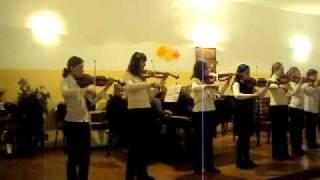 Shota Shanidzis Saxelobis Me-20 Musikaluri Skolis Ansambli