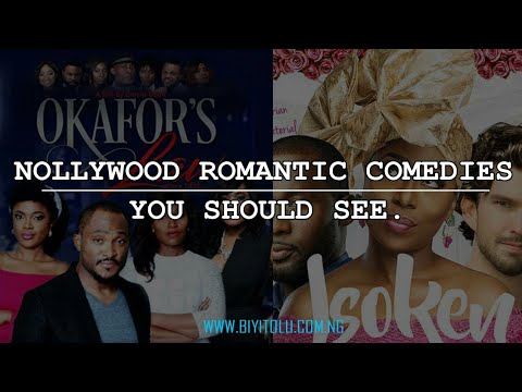 Okafor's Law, Isoken And Other Nigerian Romantic Comedies You Should See.