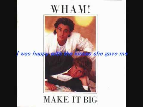 Tekst piosenki Wham - Heartbeat po polsku
