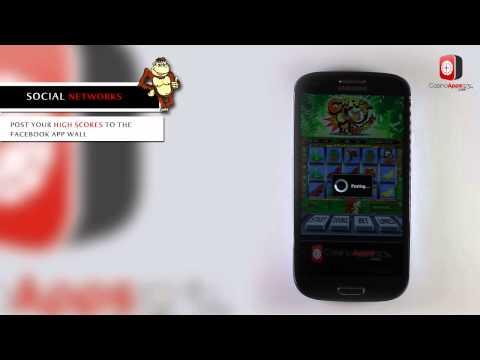Video of Crazy monkey slot