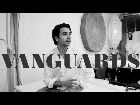 Vanguards // Episode 3: Joshua Giardina (Visual Director for Club Monaco)