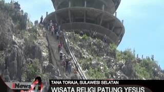Tana Toraja Indonesia  city photos gallery : Destinasi wisata baru Indonesia, Pesona patung Yesus Tana Toraja - iNews Pagi 12/02