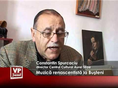 Muzică renascentista la Bușteni