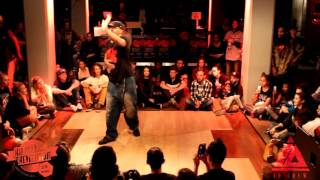 Damon – Hiphop Revolution 2015 Popping Judge Solo