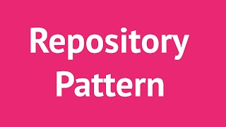 Video Repository Pattern with C# and Entity Framework, Done Right MP3, 3GP, MP4, WEBM, AVI, FLV Oktober 2018