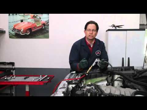 Mercedes M112 and M113 V6 V8 Spark Plug Replacement Tips