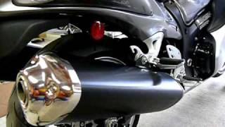 9. 2009 Suzuki Hayabusa Stock Exhaust