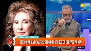 Video Norma Aleandro habló en Intrusos tras el escándalo Bertuccelli - Darín MP3, 3GP, MP4, WEBM, AVI, FLV Juni 2018