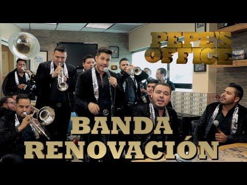 BANDA RENOVACIÓN ESTRENANDO REALITY Y TEMAS INÉDITOS - Pepe's Office - Thumbnail