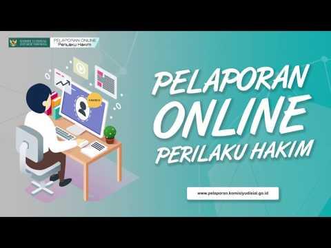 Tata Cara Pelaporan Online Dugaan Pelanggaran KEPPH