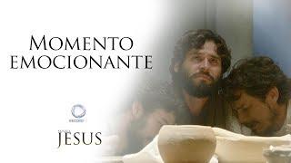 Trecho emocionante da Novela Jesus... Prepare o lenço! 😭😭